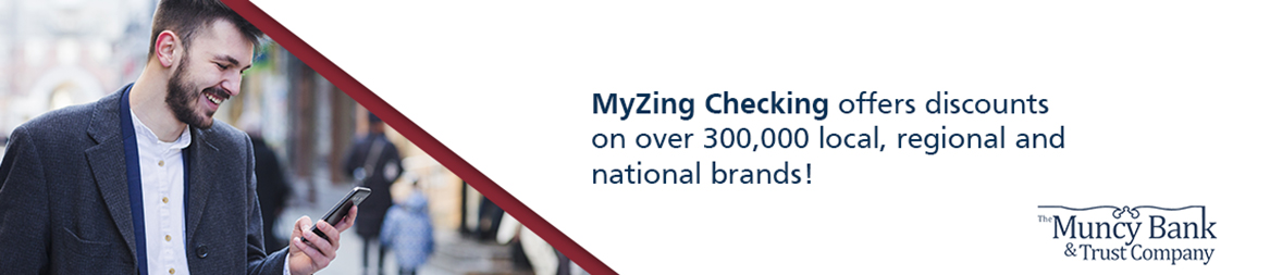 MyZing Checking Plus